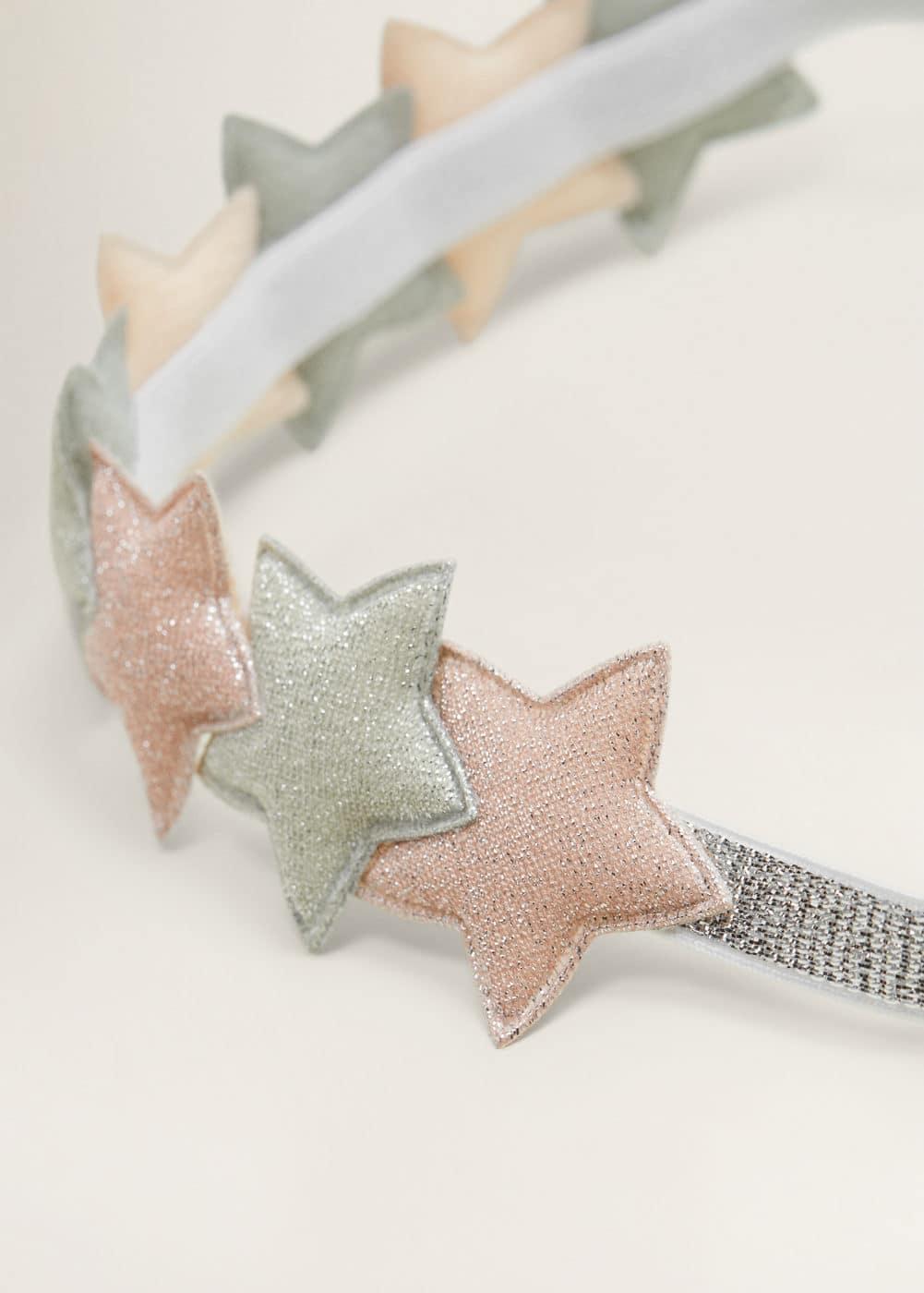a-world:diadema estrellas purpurina