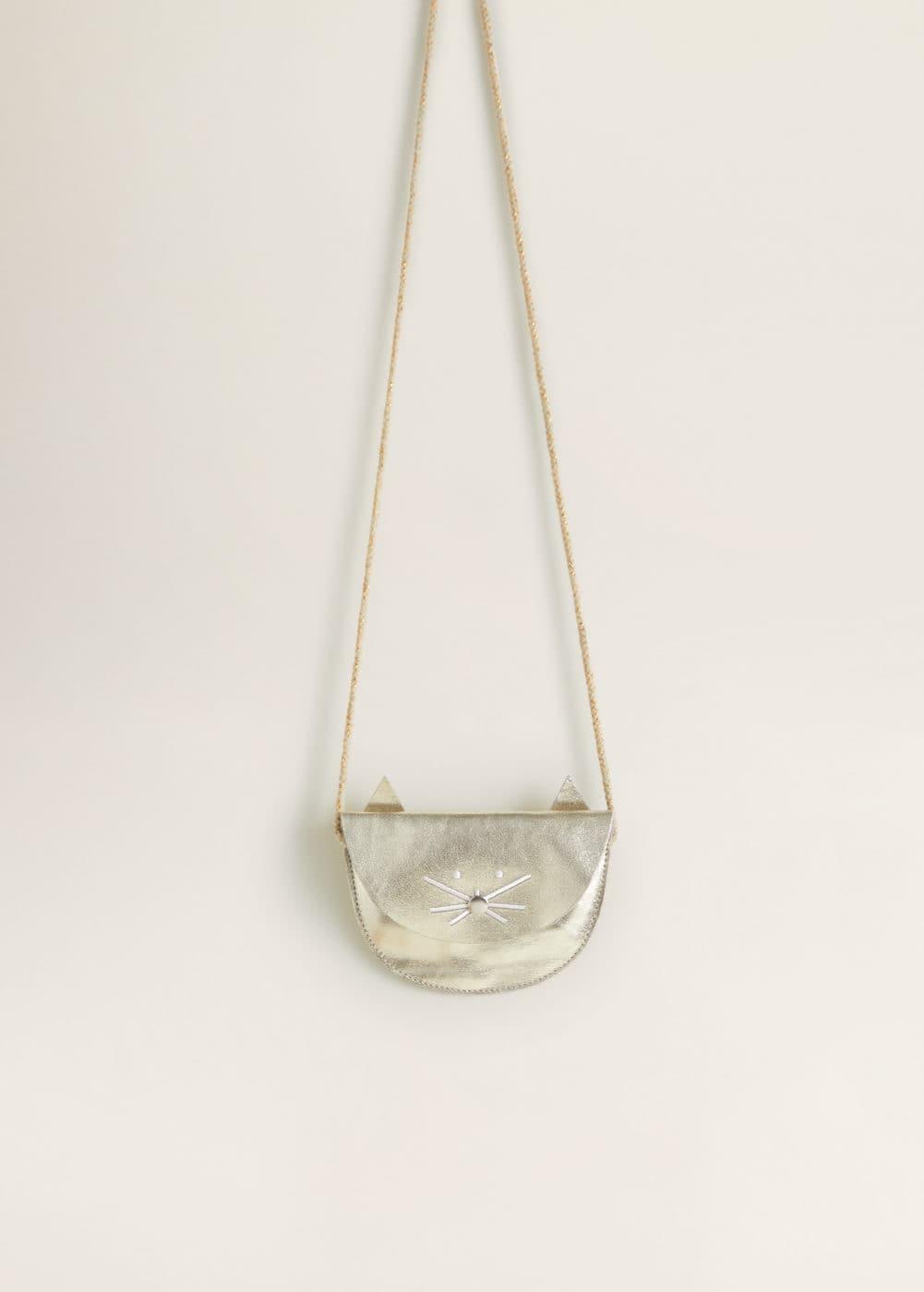 a-mouse:bolso pequeno metalizado