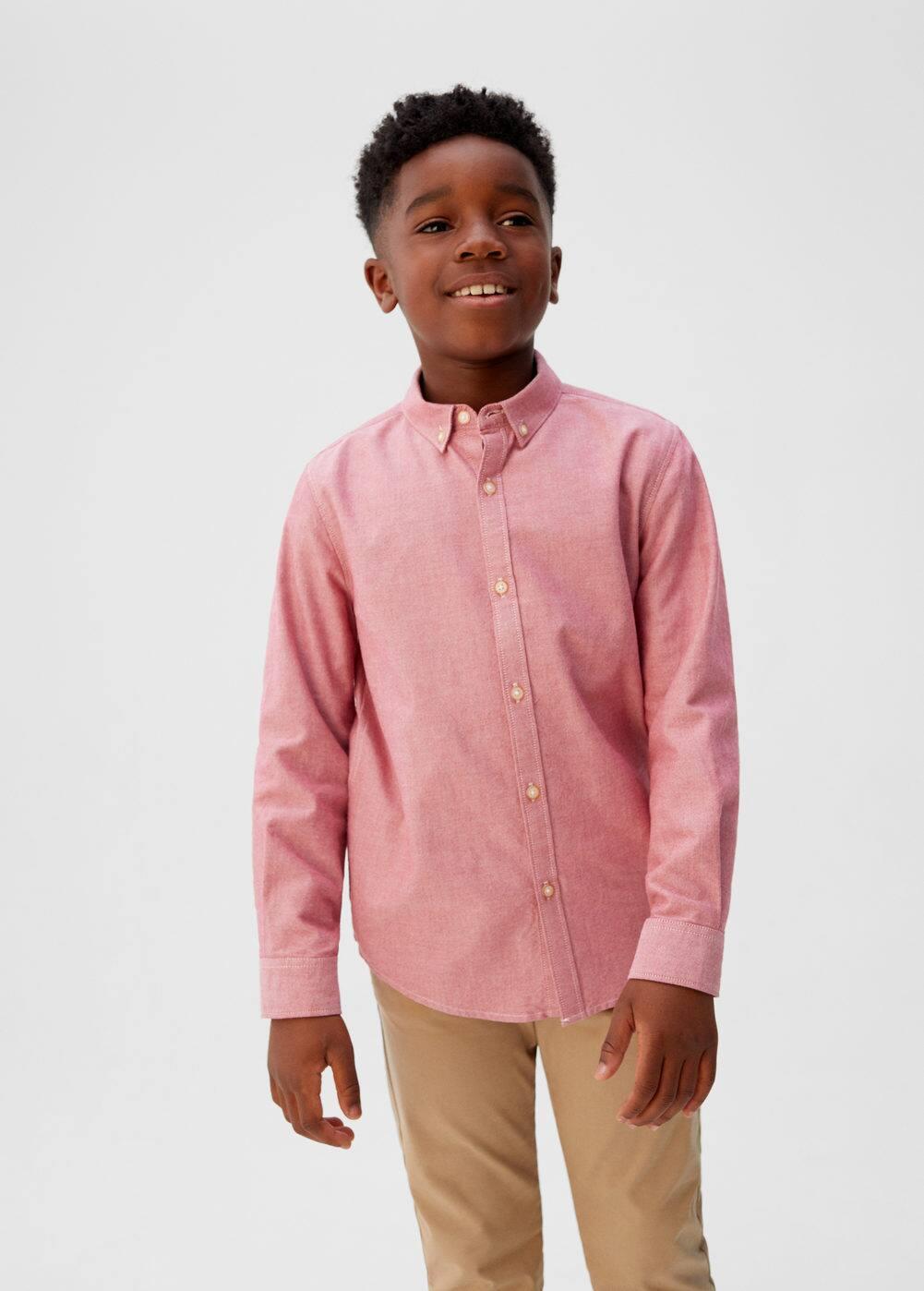 o-oxford5:pack de 2 camisas oxford algodon
