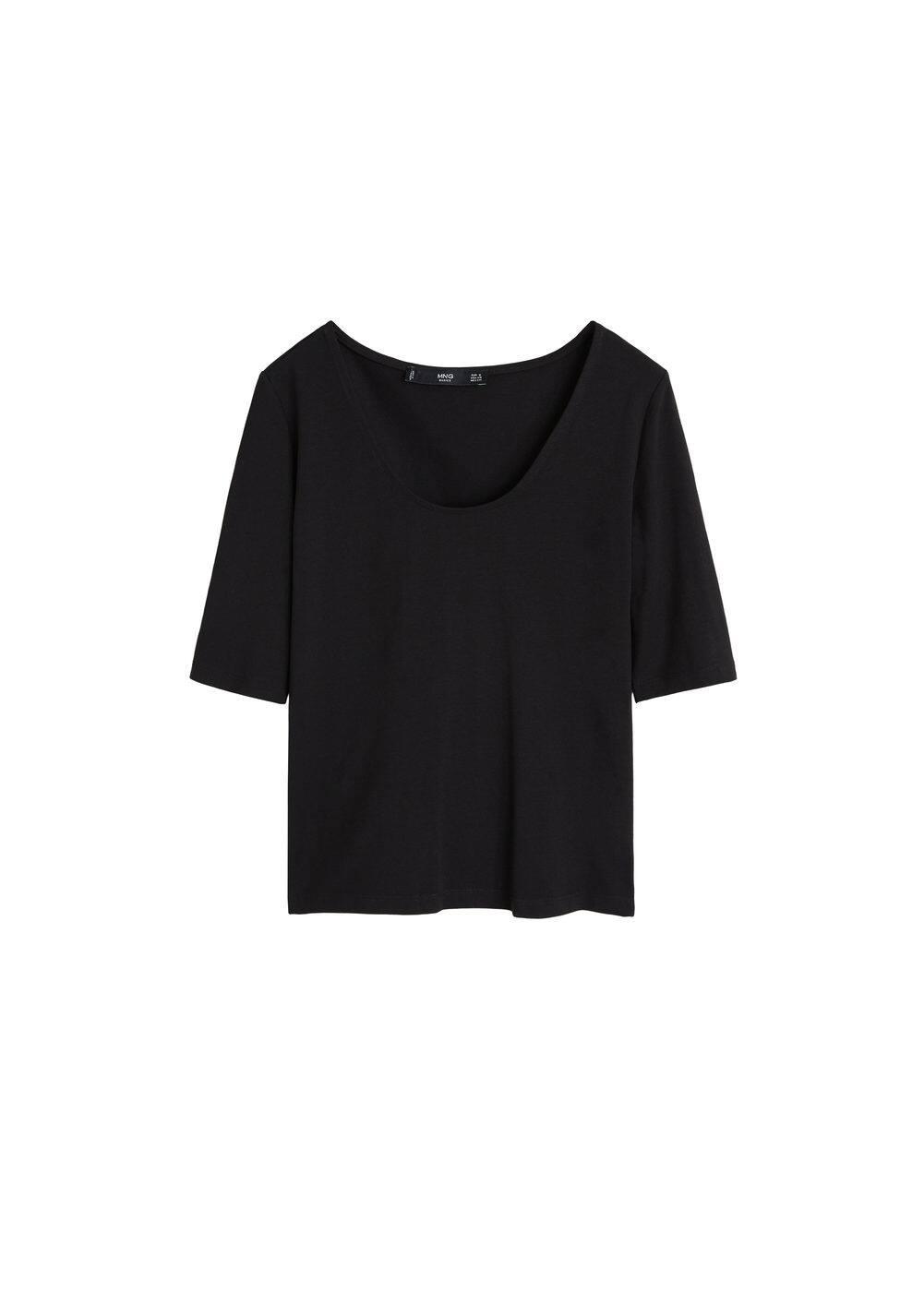 m-camly:camiseta basica algodon