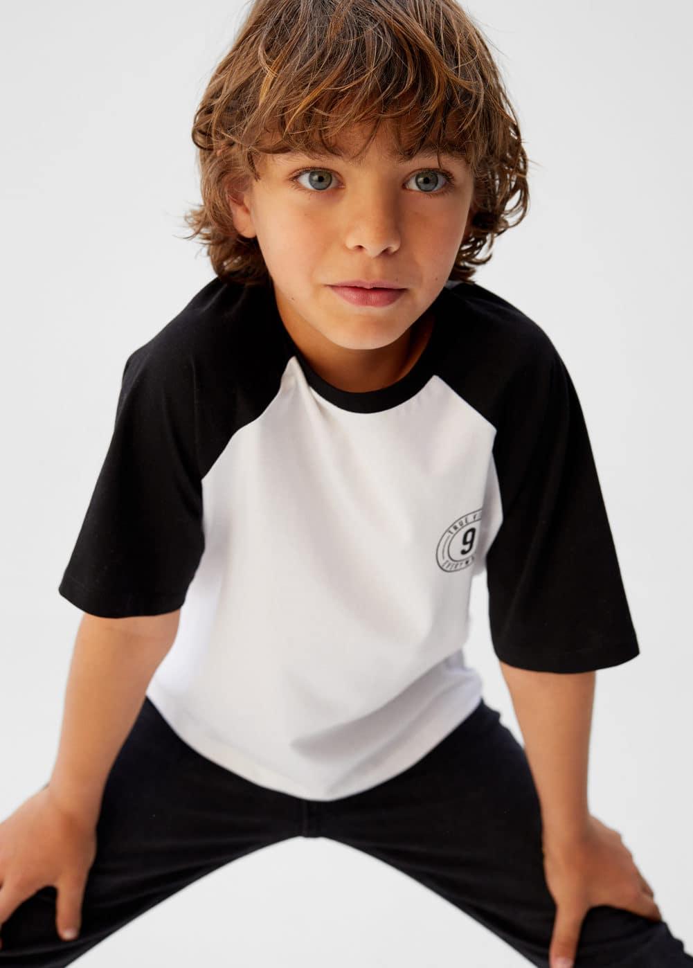 o-pipe:camiseta estampada algodon