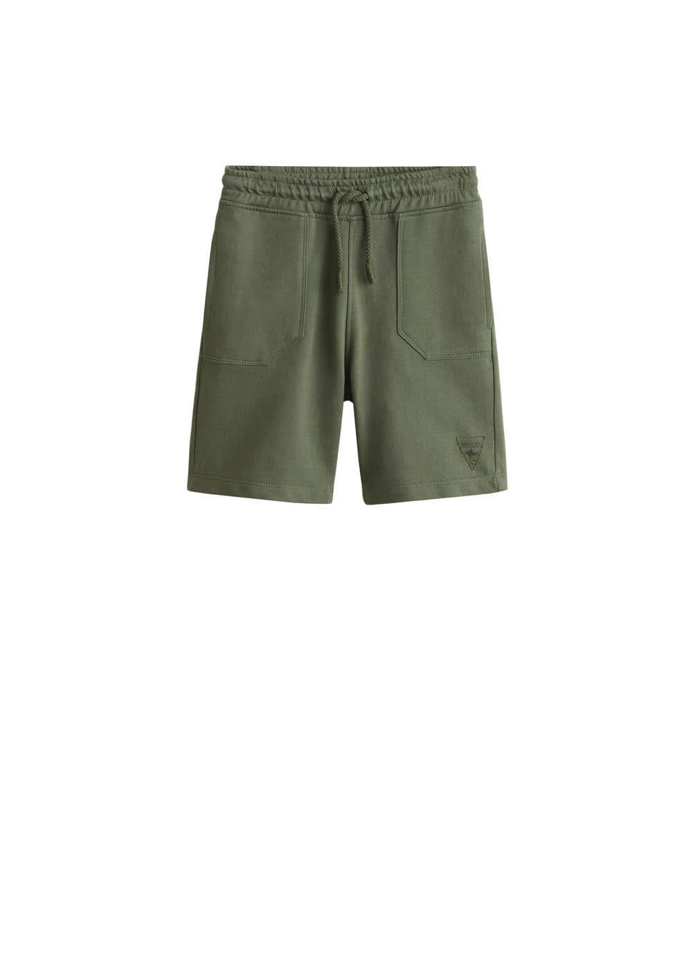 o-hugo:bermudas cintura elastica
