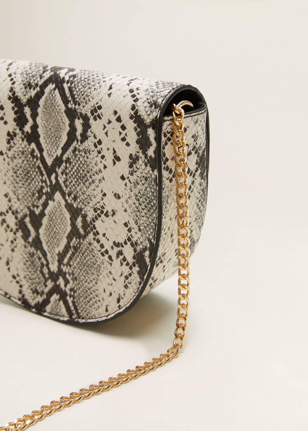 Τσάντα αλυσίδα by Mango