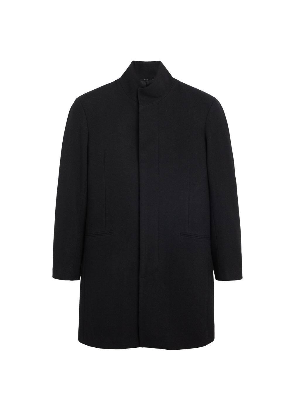 h-funnel:abrigo tailored lana