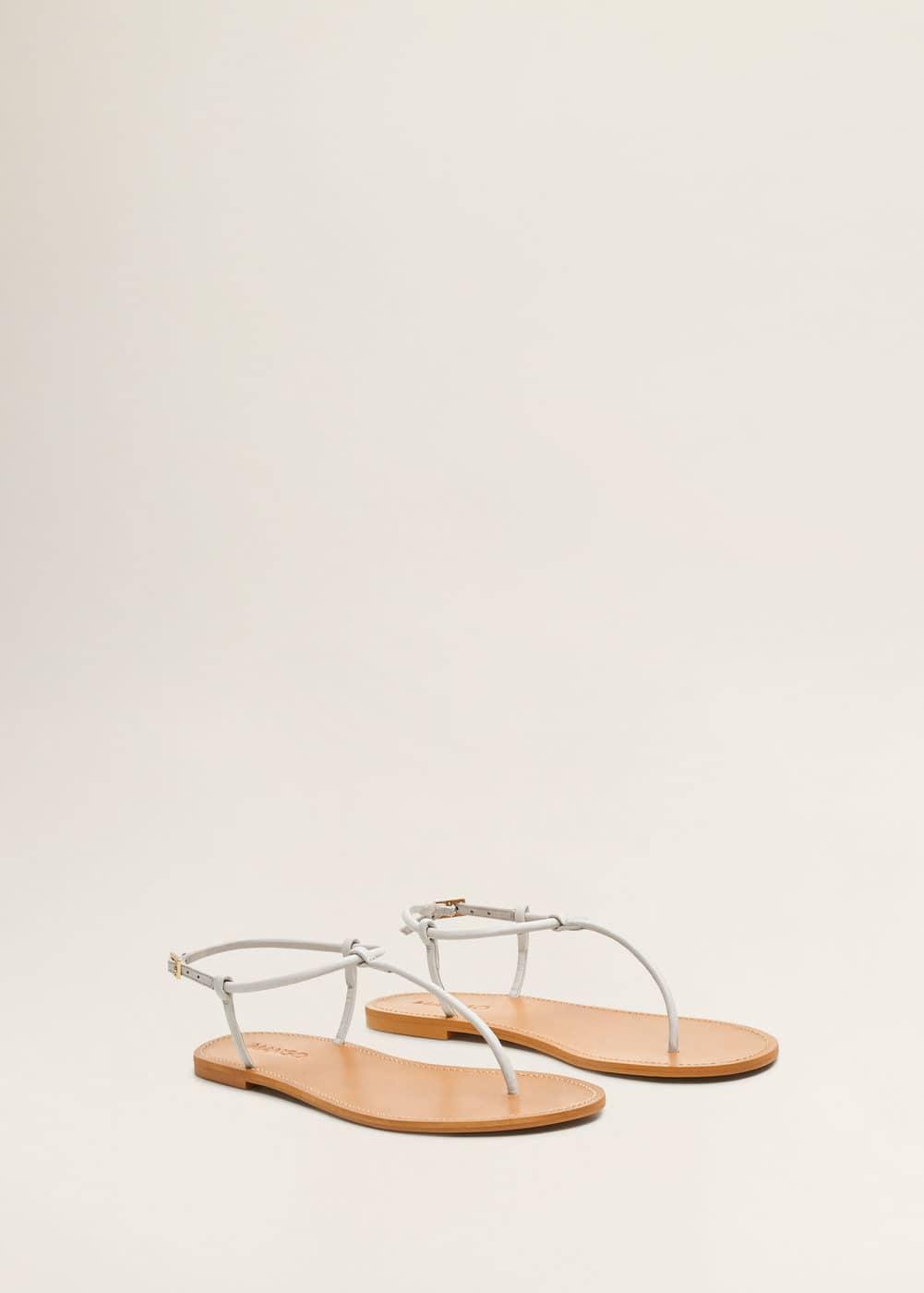 m-formen:sandalia piel tiras