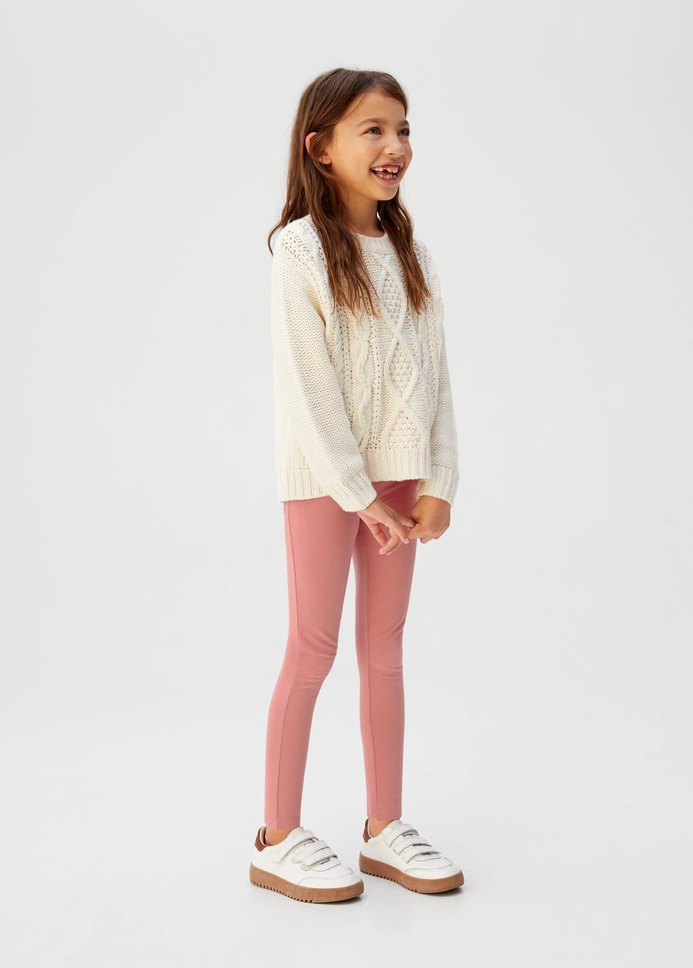 a-terry:leggings algodon bolsillos
