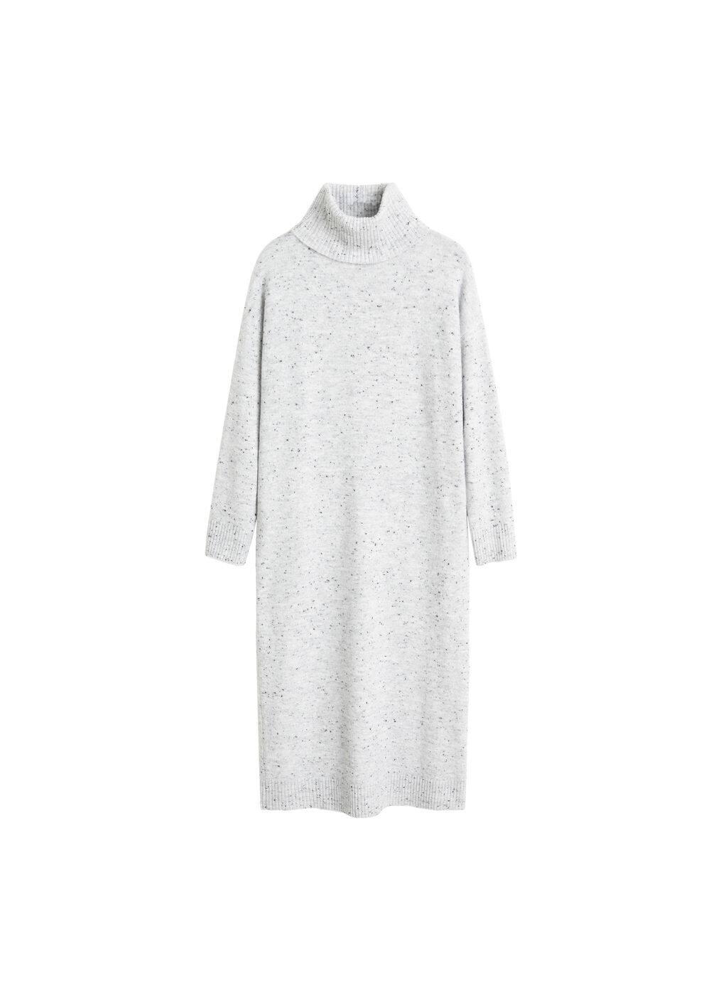 m-confeti:vestido cuello alto