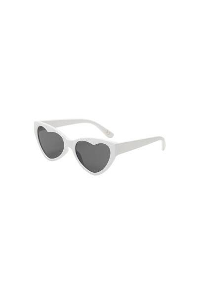 mango - Herzförmige sonnenbrille