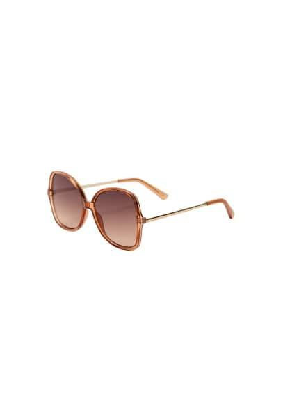 mango - Oversize sonnenbrille