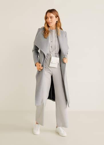 e3813e3780 Coats for Woman 2019   Mango Azerbaijan