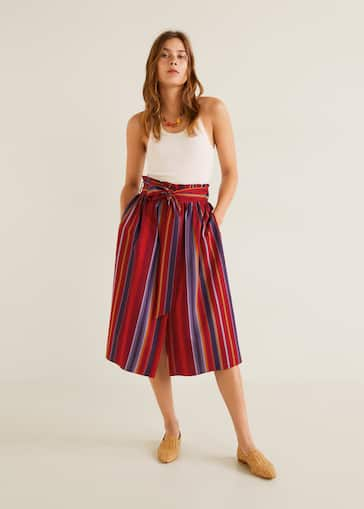 29c61b4f97 Skirts for Woman 2019 | Mango South Africa
