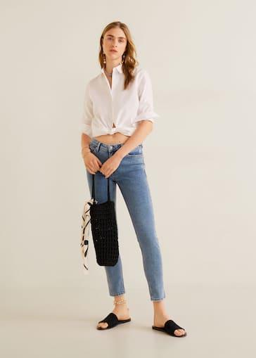 5f1bcb98ac Jeans skinny - Plano general