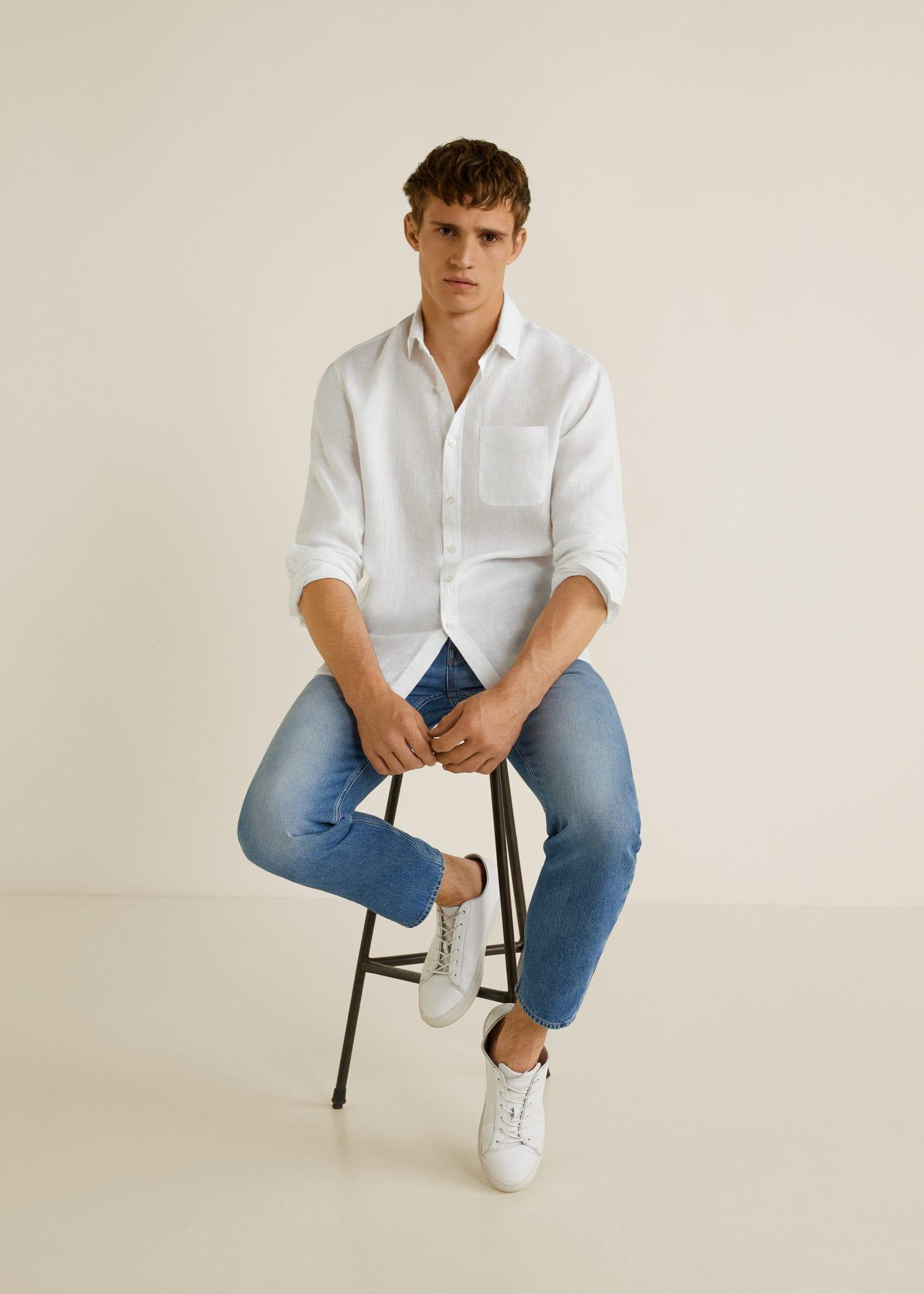 De Man Camisas España 2019Mango Hombre rxECWdoBeQ