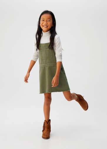 Vestidos De Nina 2019 Mango Kids Espana
