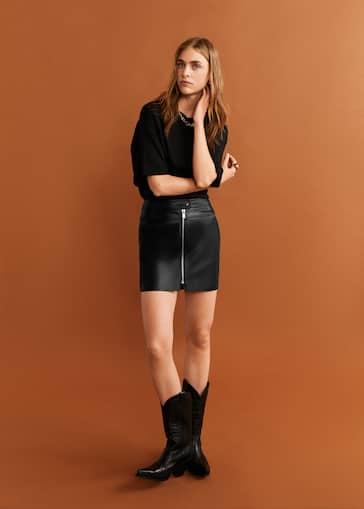 b1917ab85184 Kurze röcke - Röcke für Damen 2019   Mango Deutschland