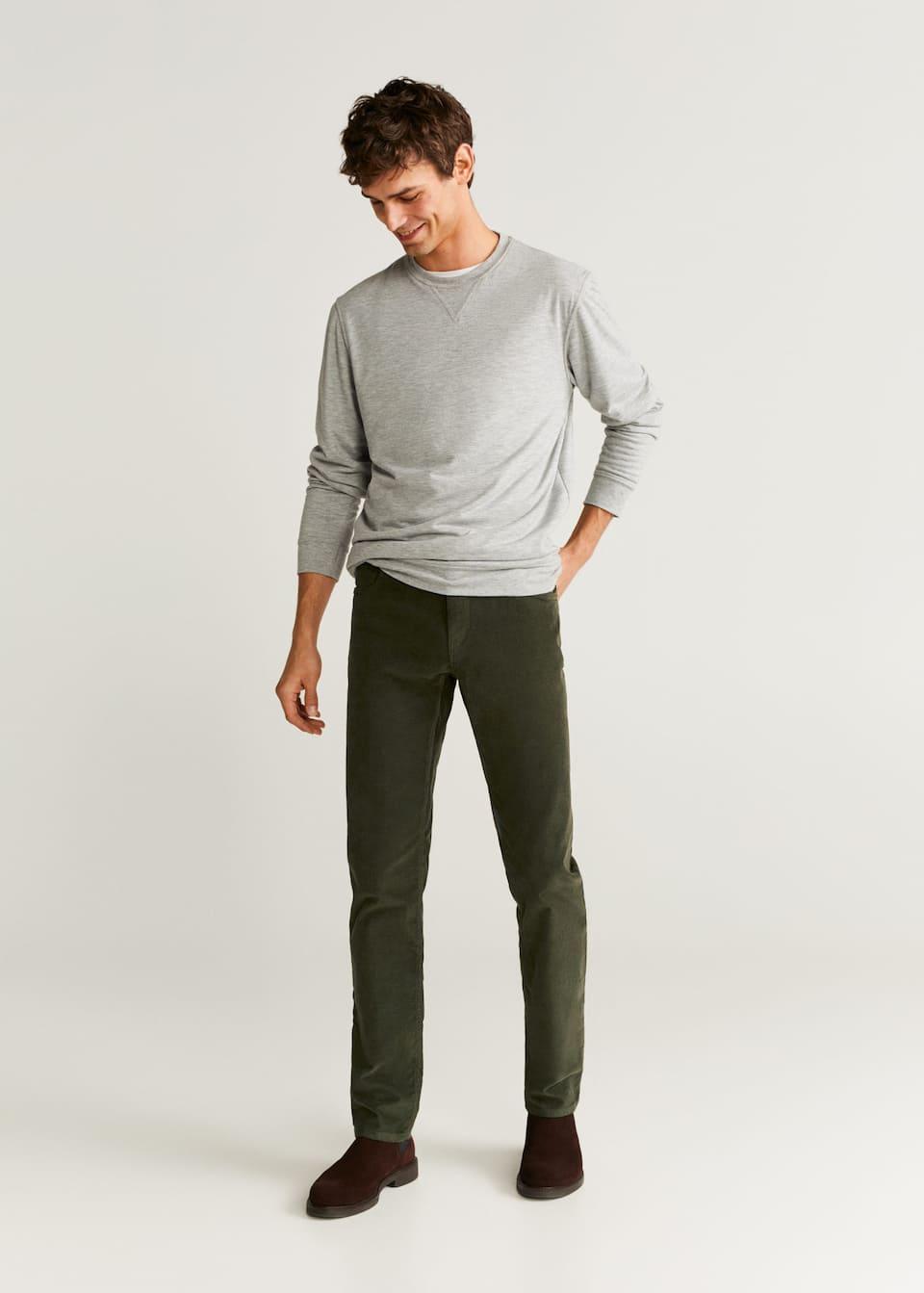trouser trends
