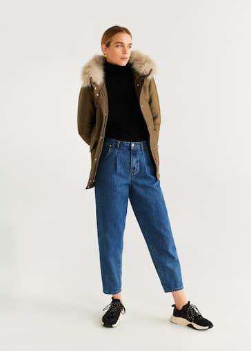 vente en magasin 2ccc7 65a62 Manteau pour Femme 2019 | Mango France