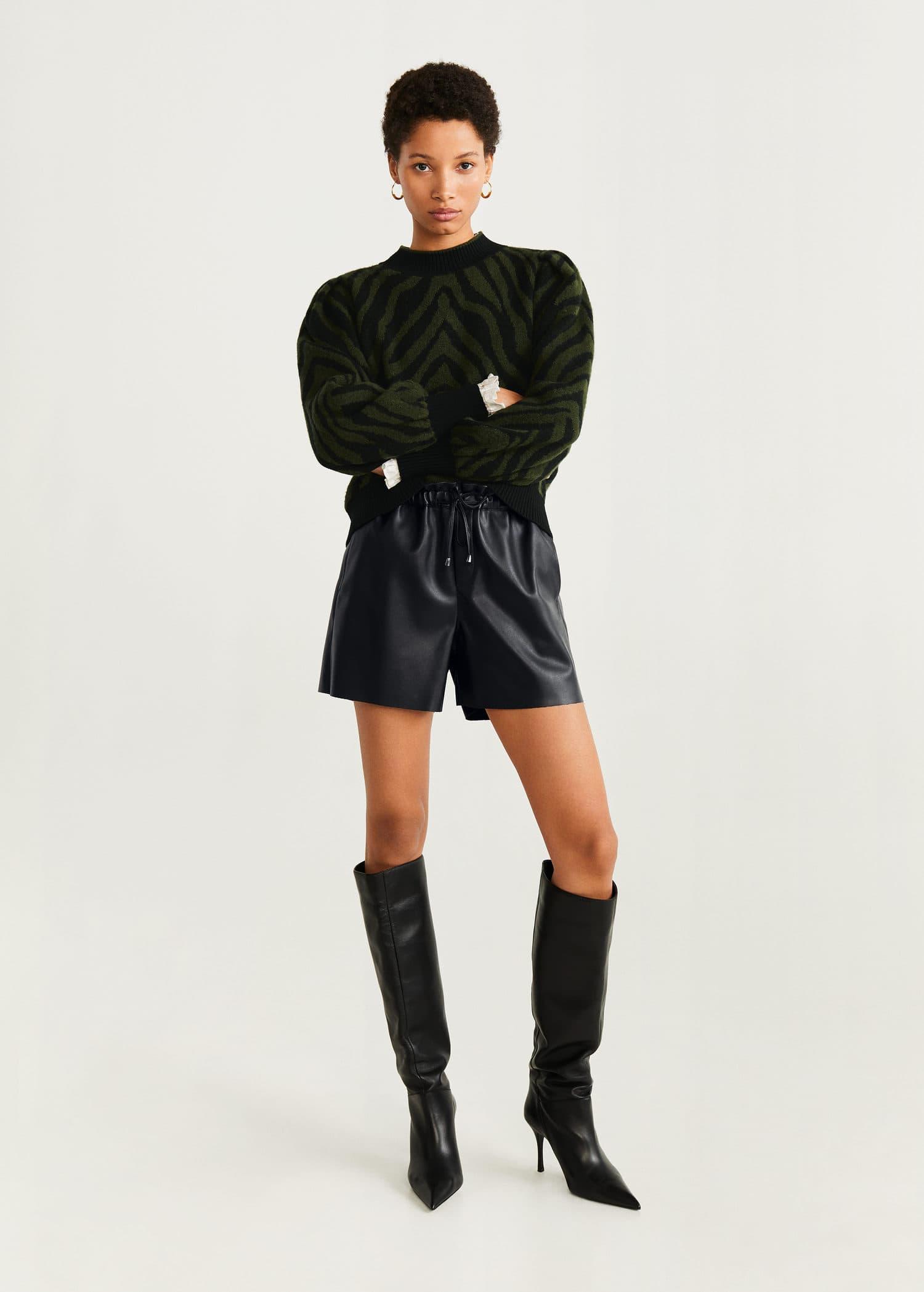 2019Mango De Mujer España Shorts Shorts De k0XNwOZ8nP