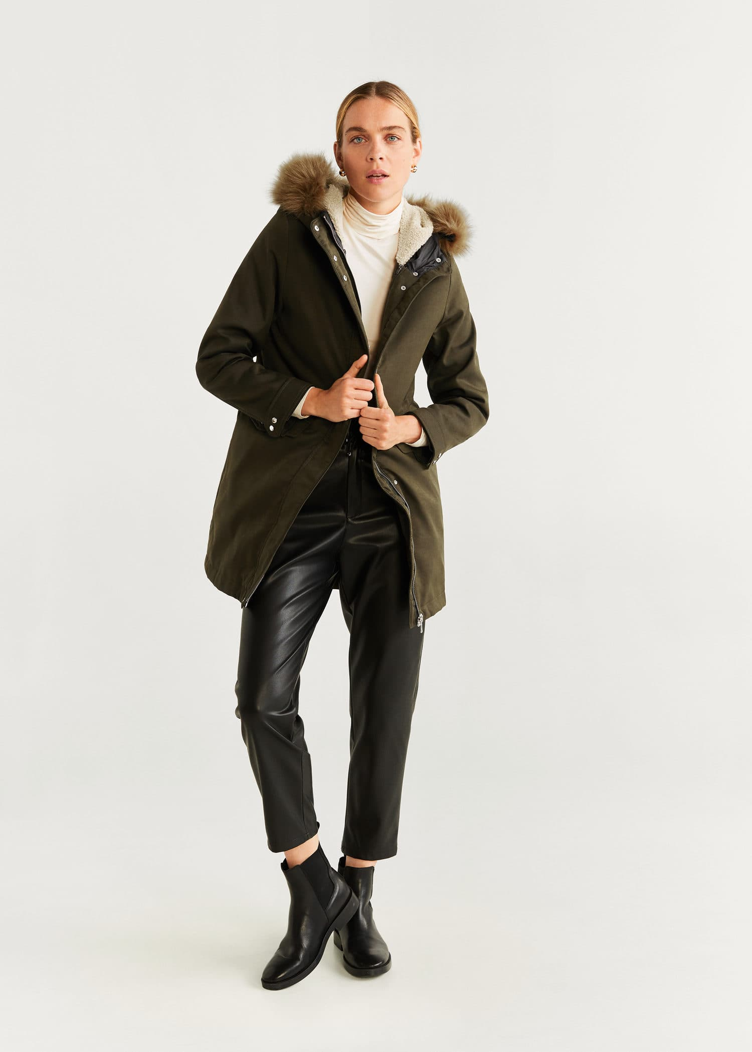 Manteau pour Femme 2019 | Mango France