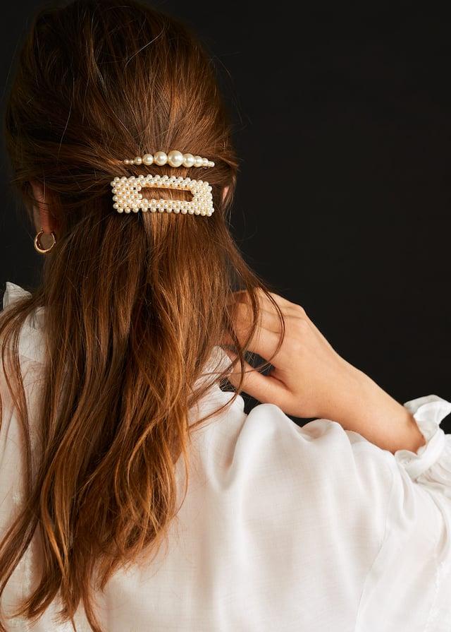 Set pasadores pelo