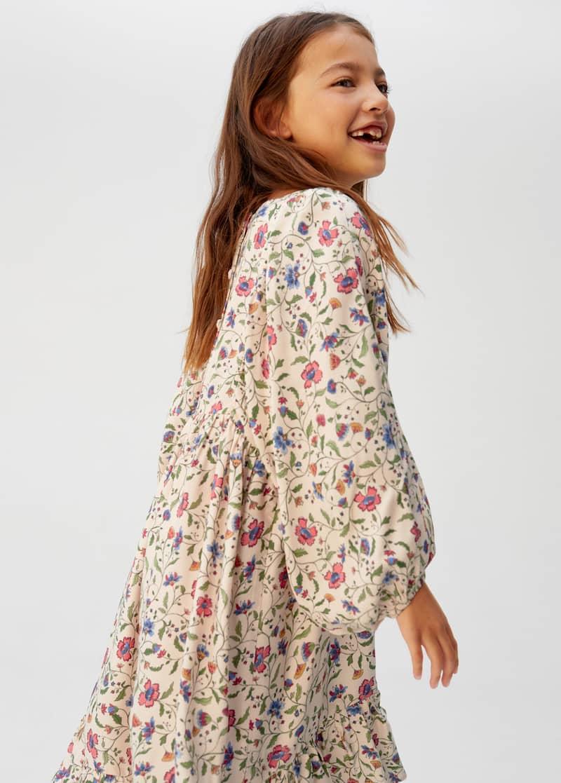 detailed look f8a50 88f9f Kleider für Mädchen 2019   Mango Kids Österreich