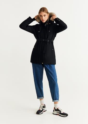 vente en magasin 8ef78 1ce95 Manteau pour Femme 2019 | Mango France