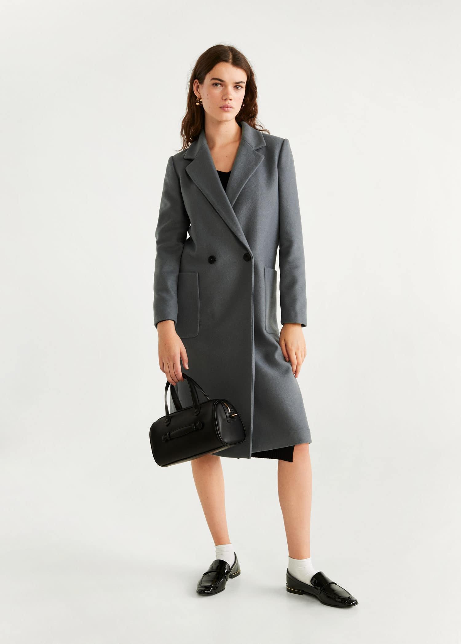 Veste cuir femme new look