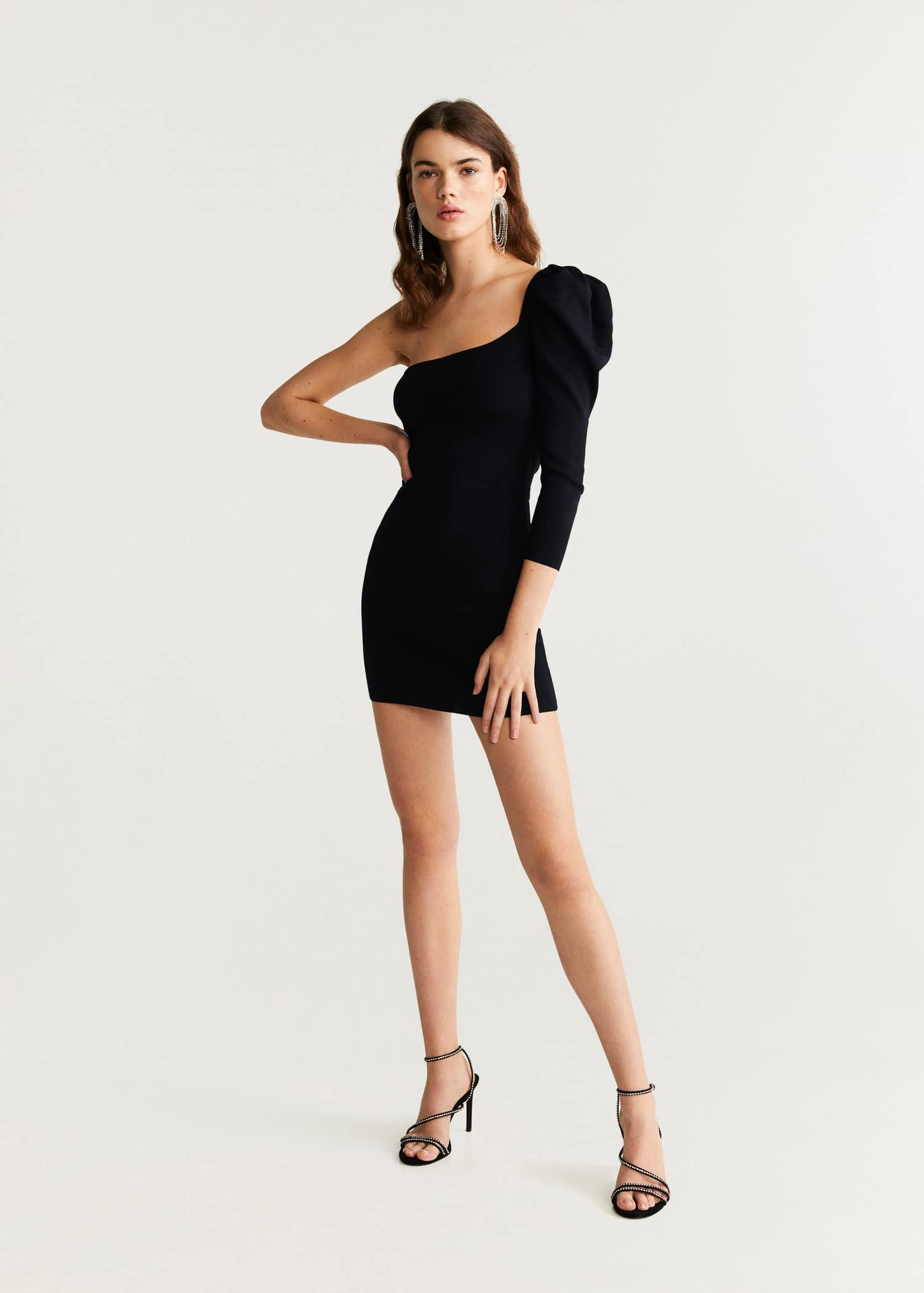 selección premium mejores telas nuevo estilo Vestidos de Mujer 2019   Mango España