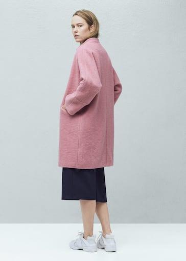 uk availability 84168 ec275 Oversize wool coat
