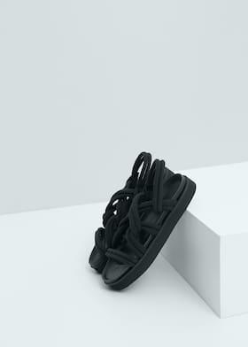 e19aa2c850c Interwoven cord sandals - Women