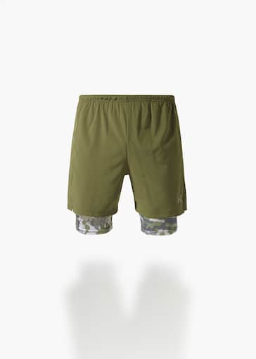 b159d0752d5 Inner-tight Running bermuda shorts