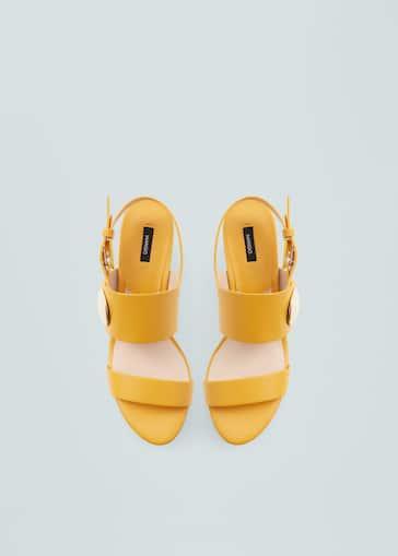 96d4dd183c0 Platform strap sandals