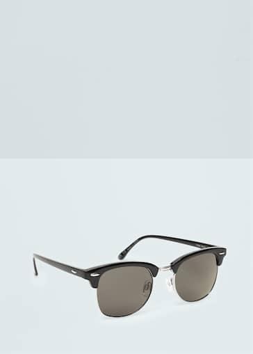 03696505e6 Gafas de sol puente metálico - Hombre | MNG Man Ecuador