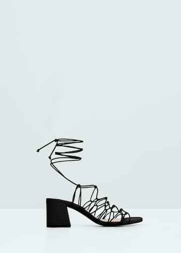 2034a3dc48b Strap cord sandals - Women