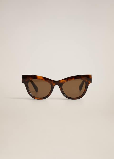 Acetate frame sunglasses - Article without model
