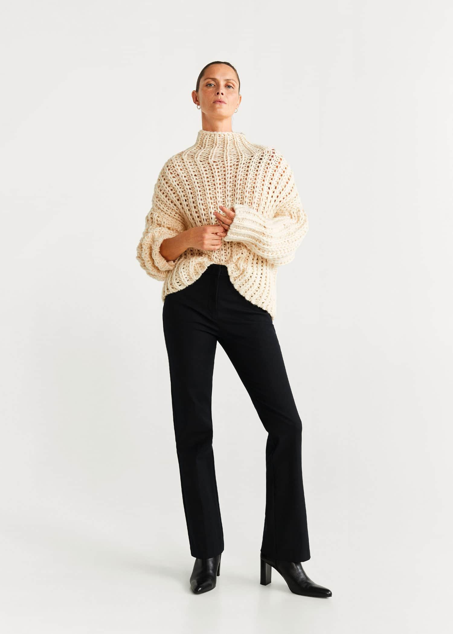 Pantalon Pour Femme 2019 Mango France