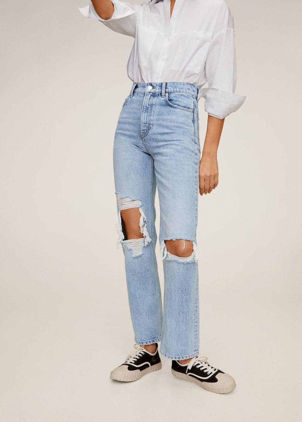 mango jeans sverige
