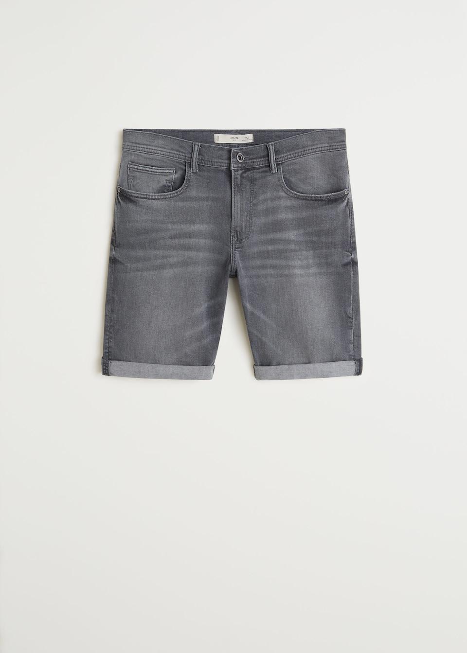 pantaloni scurți de denim)