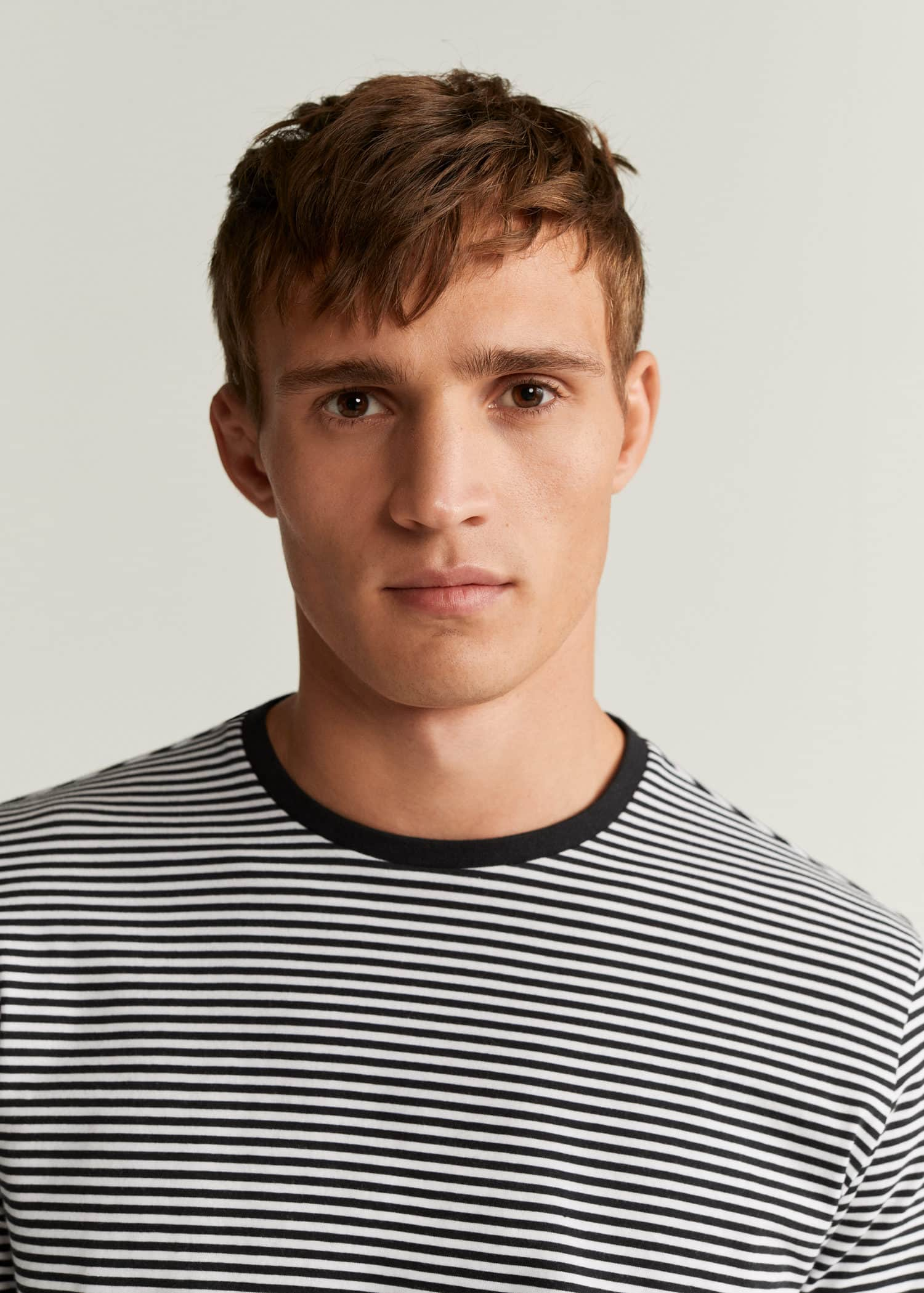 Stripet Skjorter for Menn 2020 | Mango Man Norge