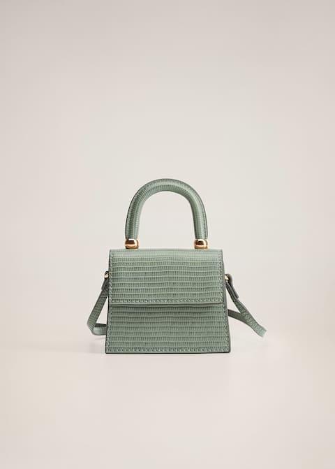 Mini bolso textura - Artículo sin modelo
