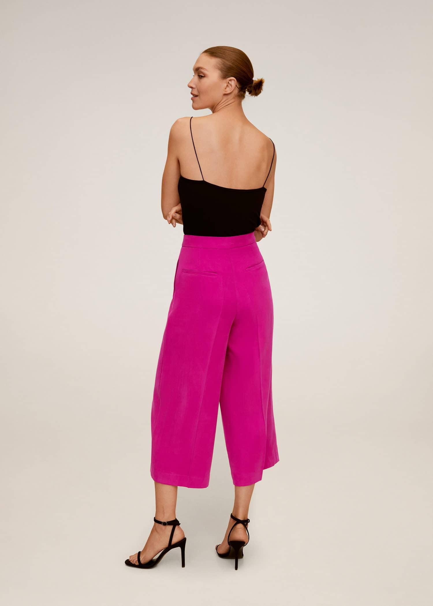 Pantalones Prendas Mujer Outlet Espana