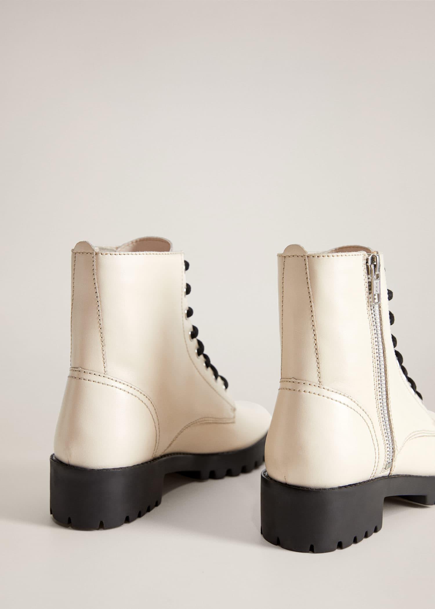 Stiefel & stiefeletten Schuhe für Damen 2020 | Mango Schweiz