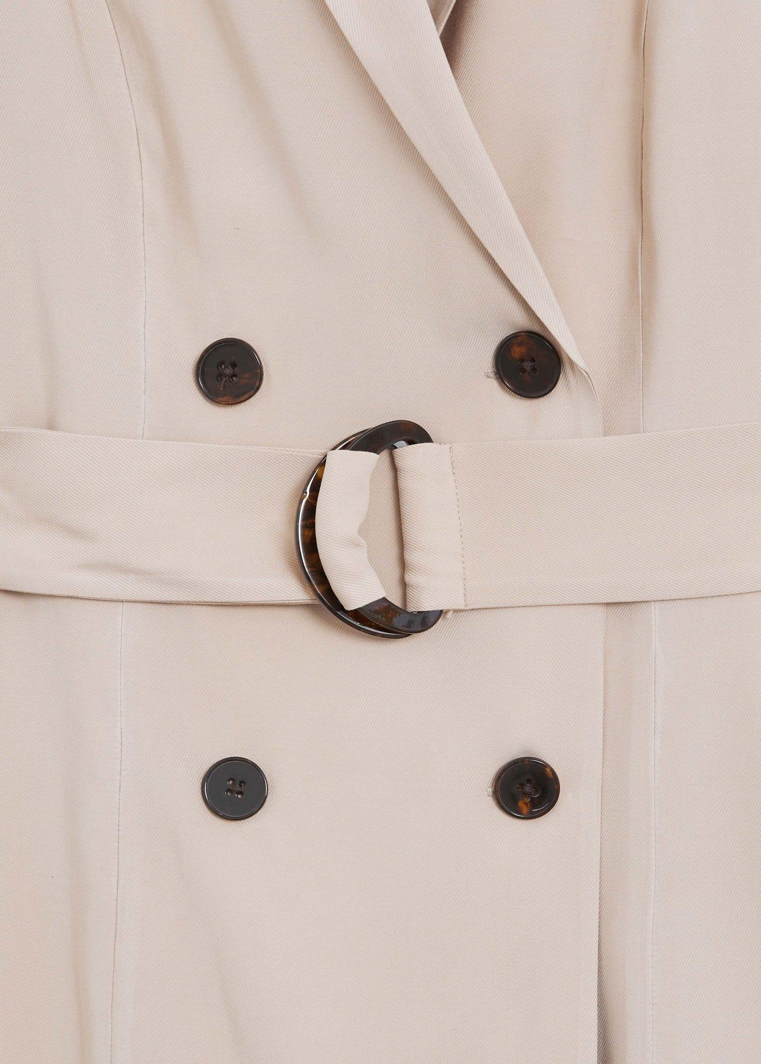Cache Machine A Laver robe cache-cœur boutons - femme | mango france
