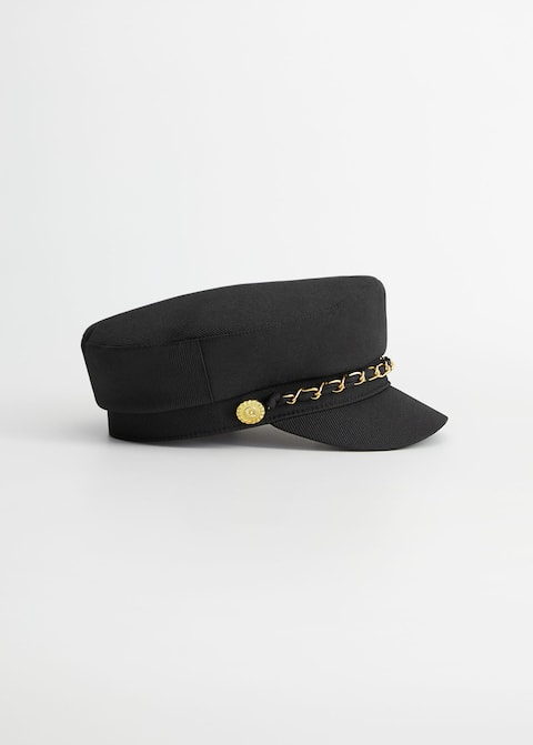 Gorra marinera eslabones - Artículo sin modelo