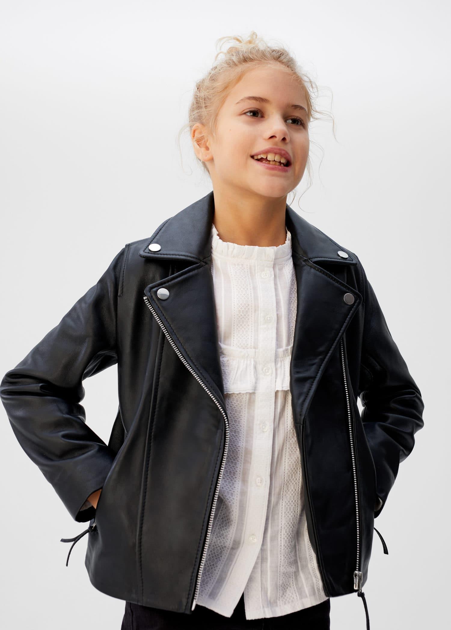 Coats for Girls 2020 | Mango Kids United Kingdom