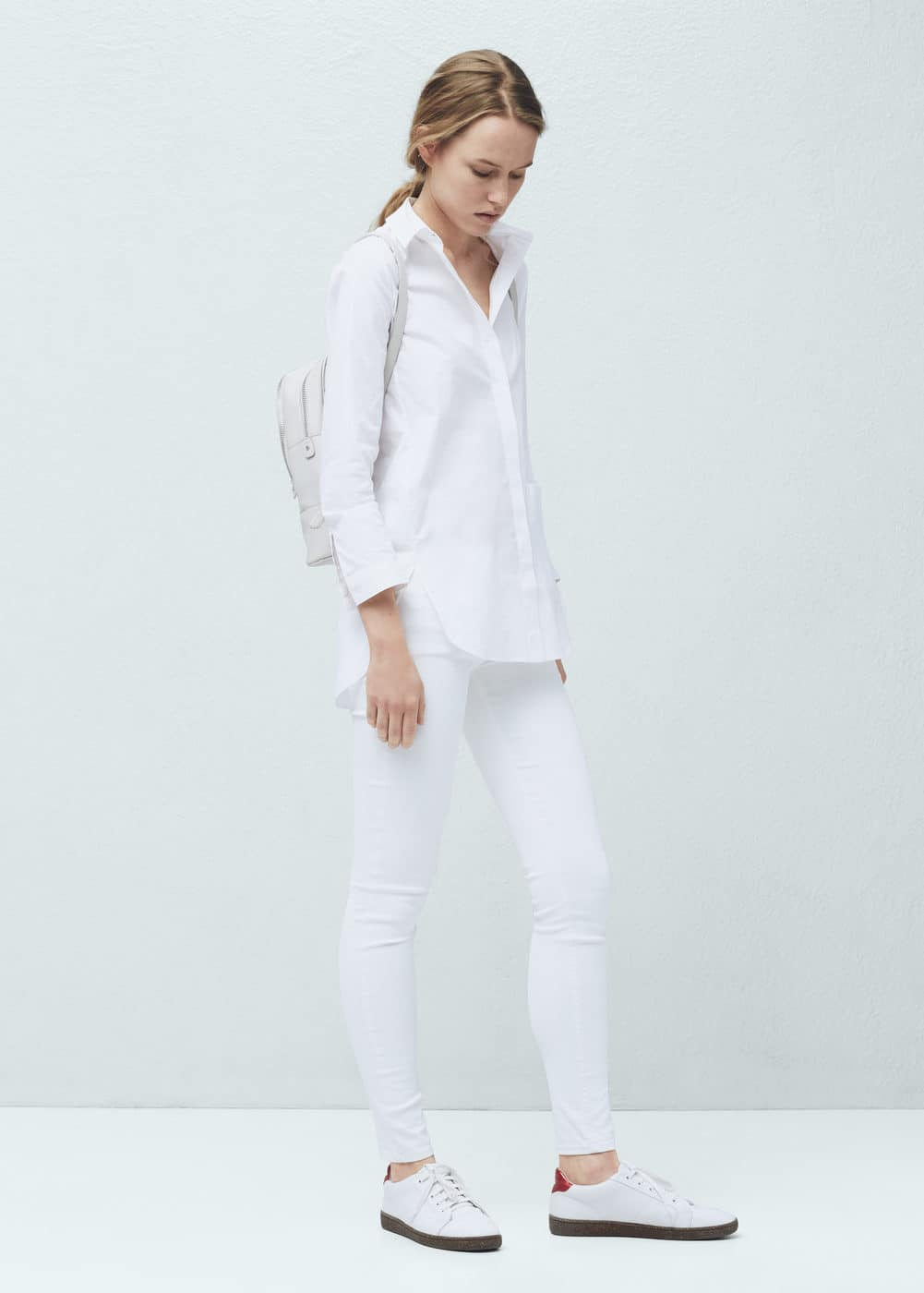 Skinny belle jeans | MANGO