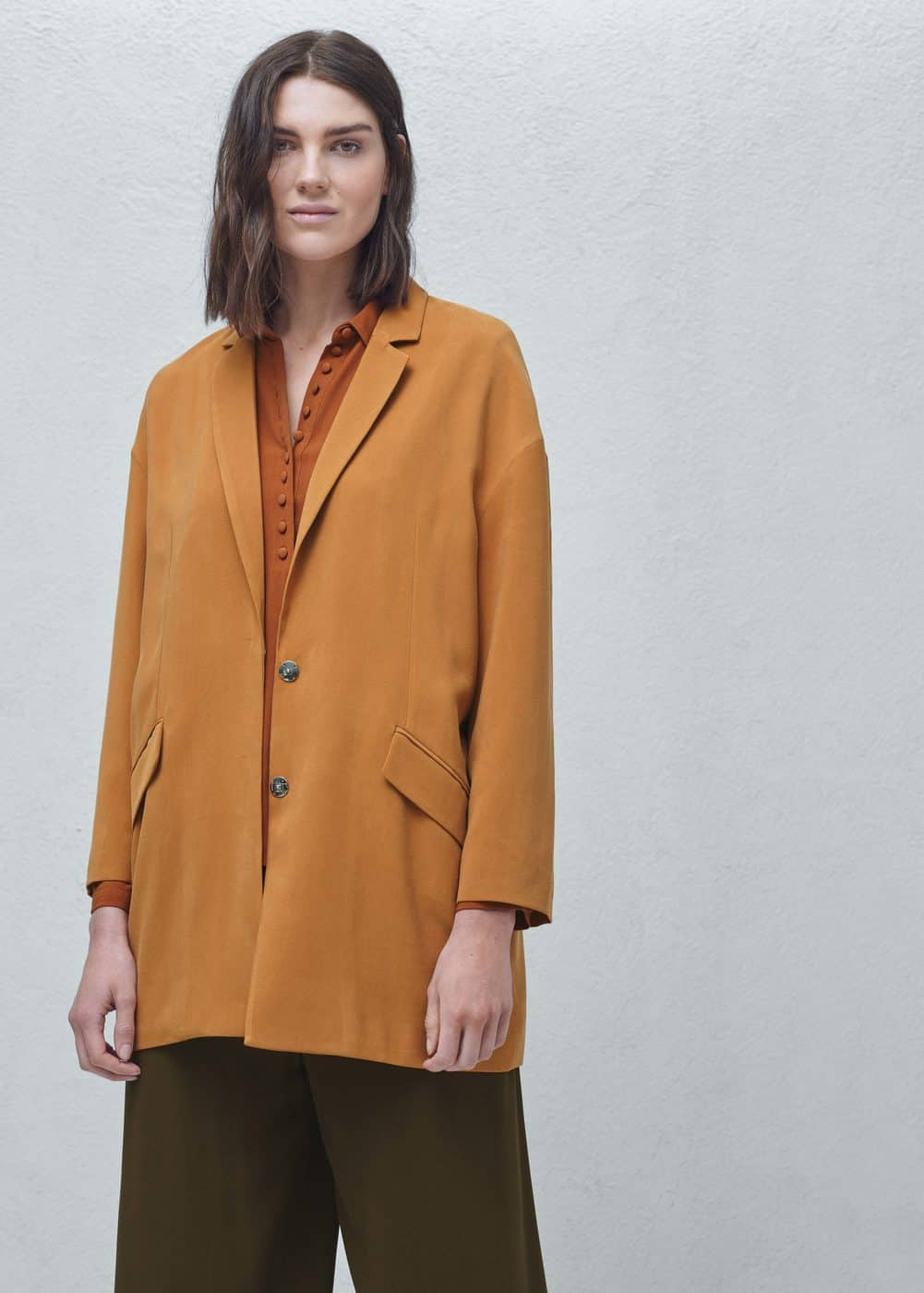 Oversize blazer | MANGO