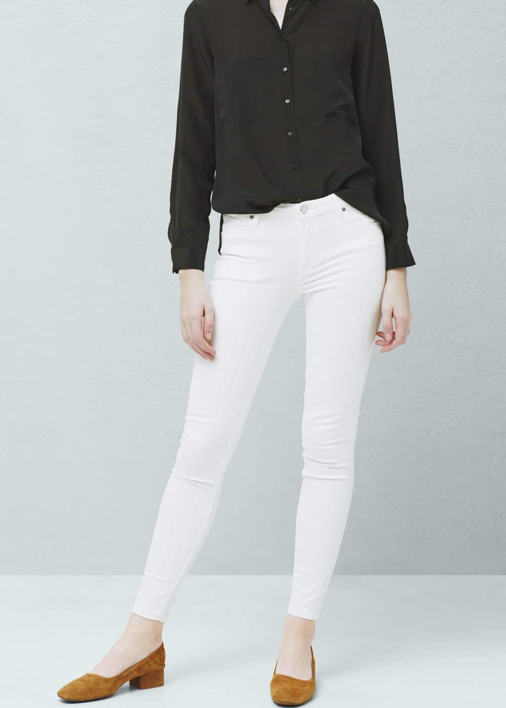 Skinny elektra jeans | MANGO
