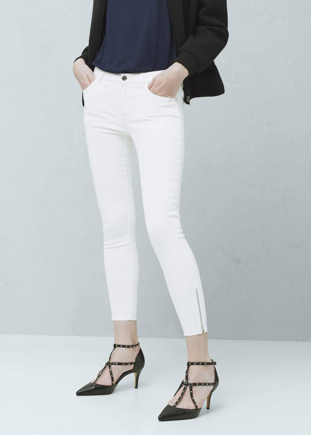 Dżinsy skinny belle | MANGO