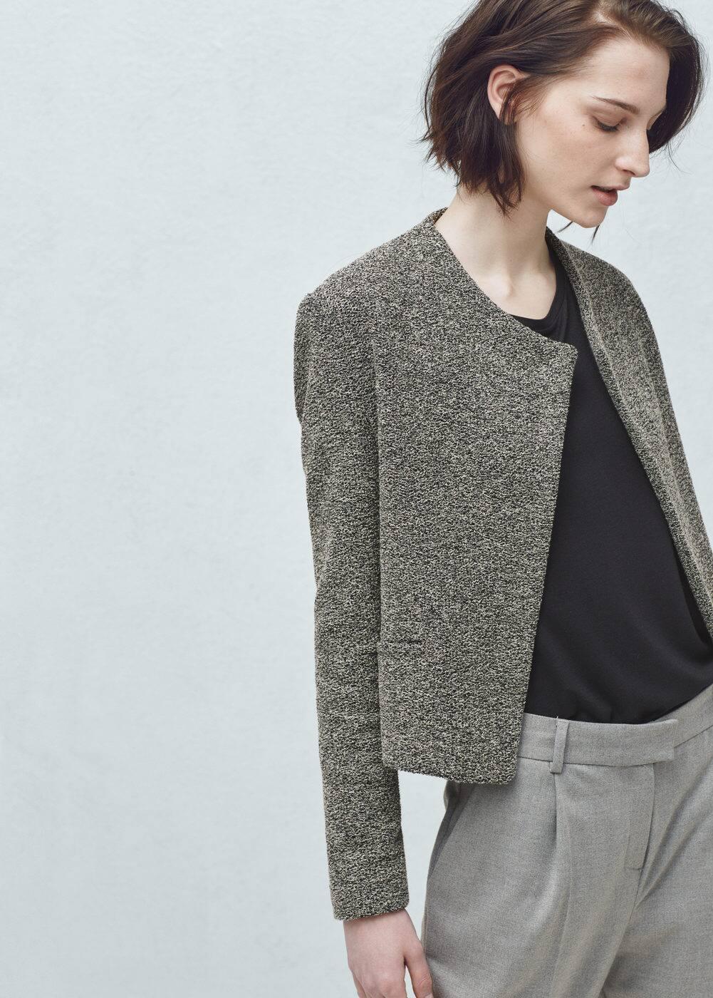 Cotton jacket | MANGO